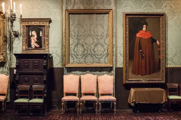 The Greatest Art Heist in American History