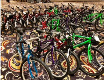 Boys and Girls Club - Bikes