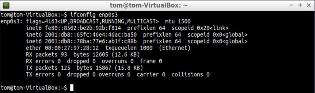 IPv6 Router Advertisement