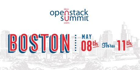 OpenStack Summit Boston 2017