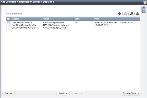 OCSP server