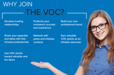 Why Join the VOC?
